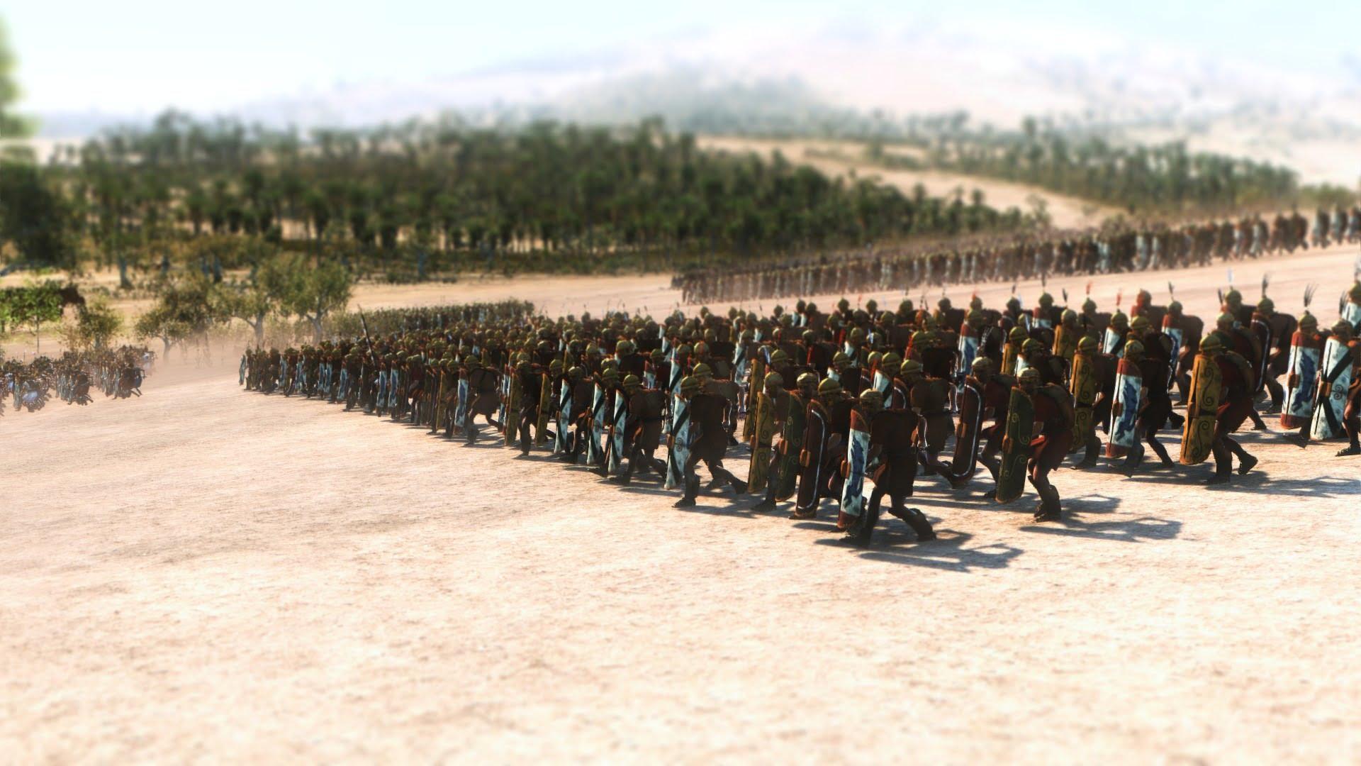 دانلود مد Ancient Empires برای بازی Total War: Attila