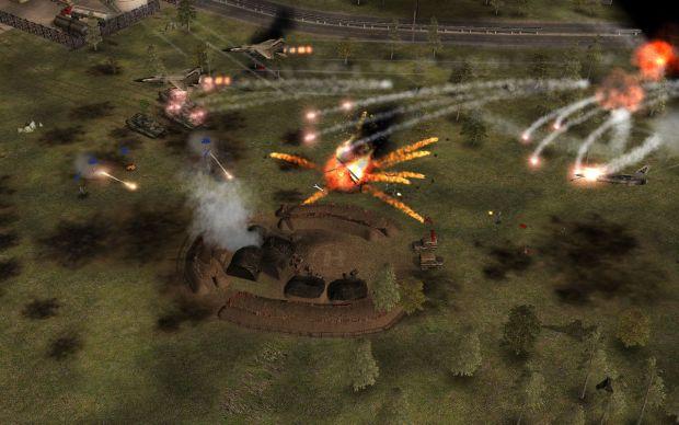 دانلود مد Cold War Crisis برای بازی C&C: Generals Zero Hour
