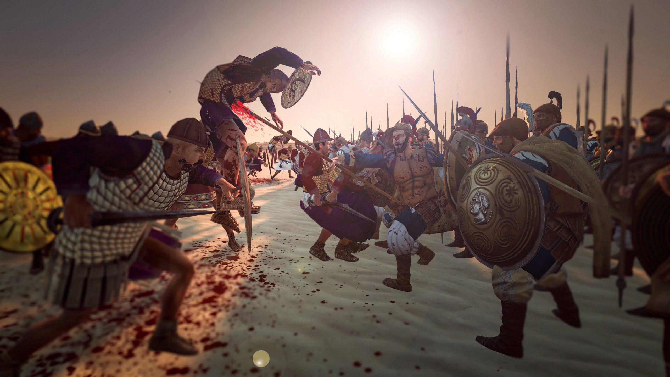 دانلود مد Return To Glory Animations Mod برای بازی Total War: Attila
