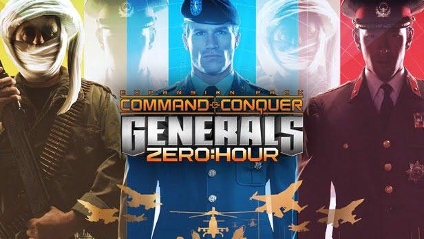 دانلود بازی Command & Conquer: Generals – Zero Hour