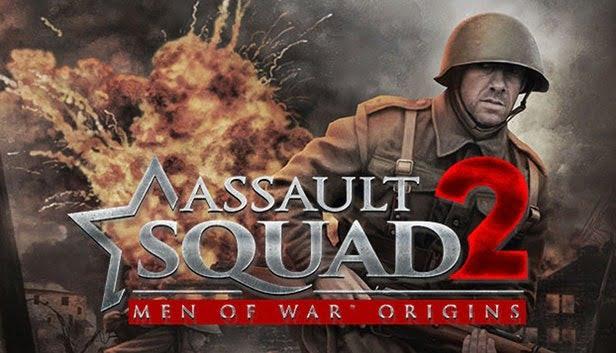 Assault Squad  Men of War Origins