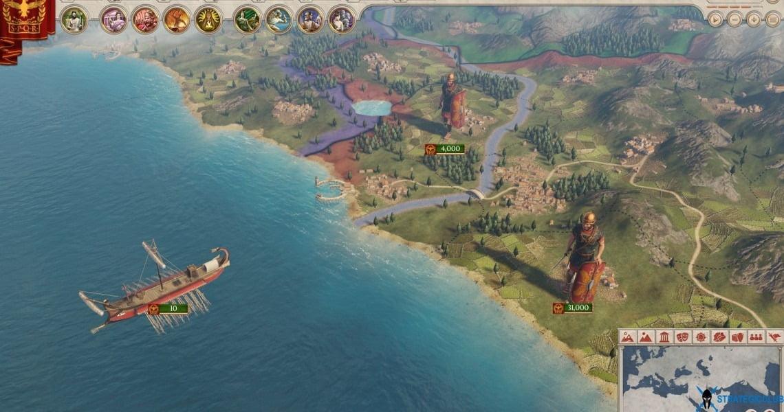 تاریخ انتشار، امکانات و اطلاعات مهم راجب بازی و هر چیزی که شما باید راجب Imperator: Rome  بدانید!