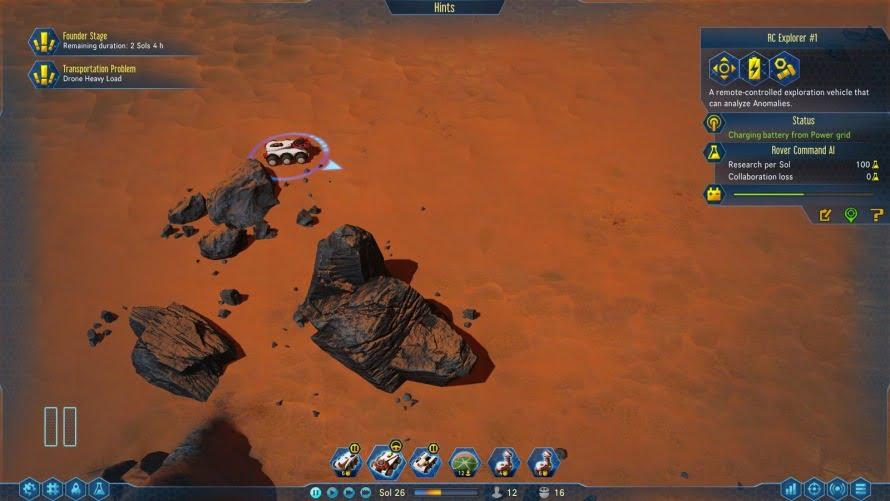 ایول! پس از ساعتها جستجو... سنگ پیدا کردیم!