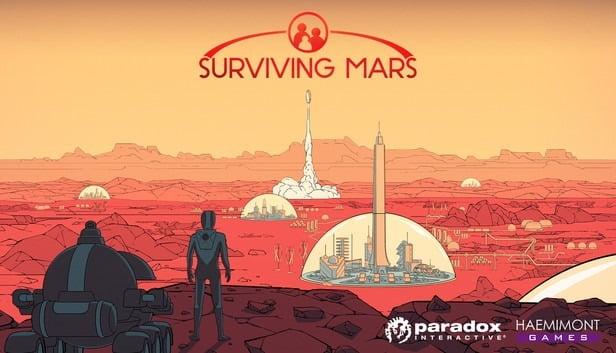 surviving mars art