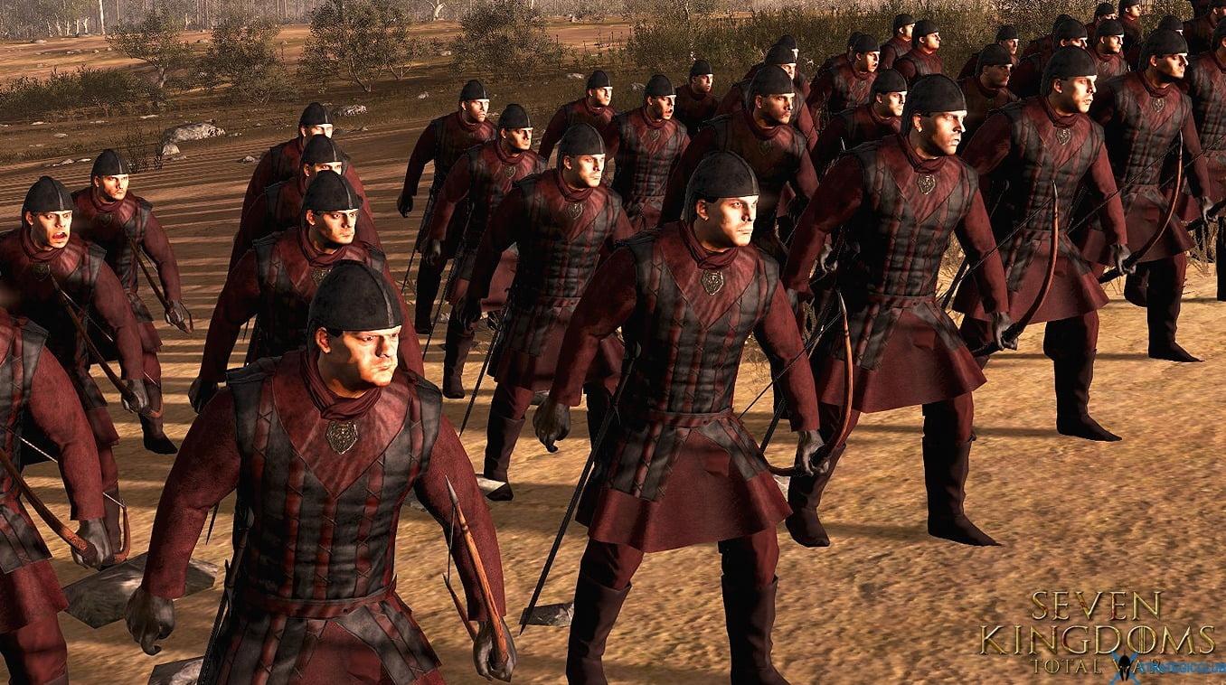 دانلود مد Seven Kingdoms برای بازی Total War: Attila