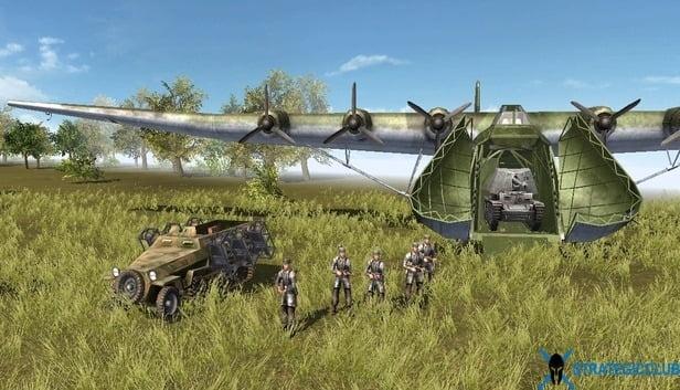 دانلود مد Panzer Mod برای بازی Men of War: Assault Squad 2