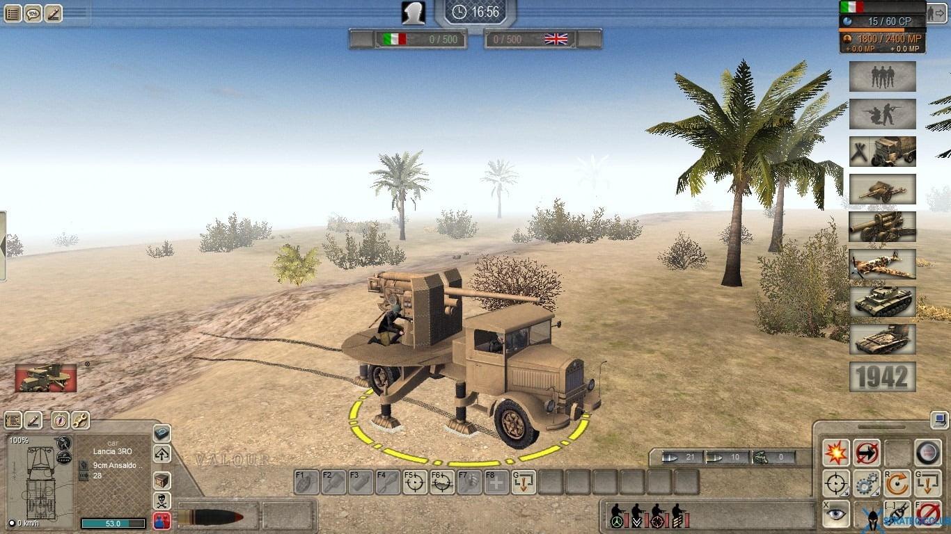 دانلود مد Valour برای بازی Men of War: Assault Squad 2
