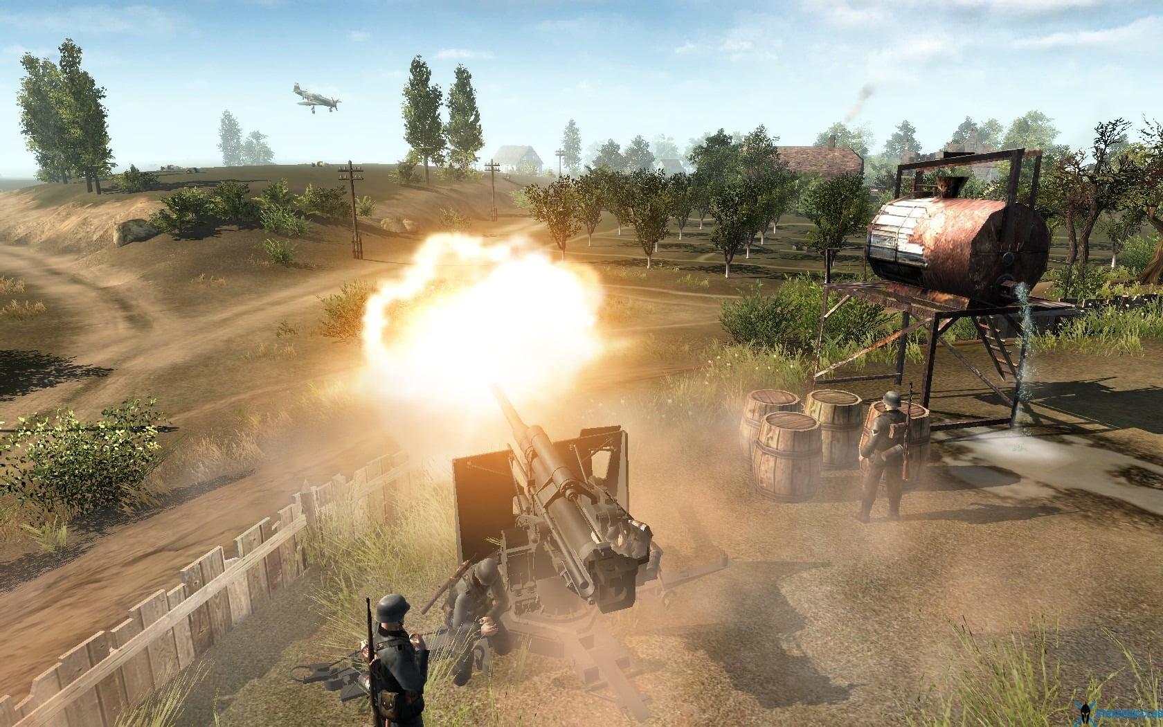 دانلود مد MichelsMissions برای بازی Men of War: Assault Squad 1