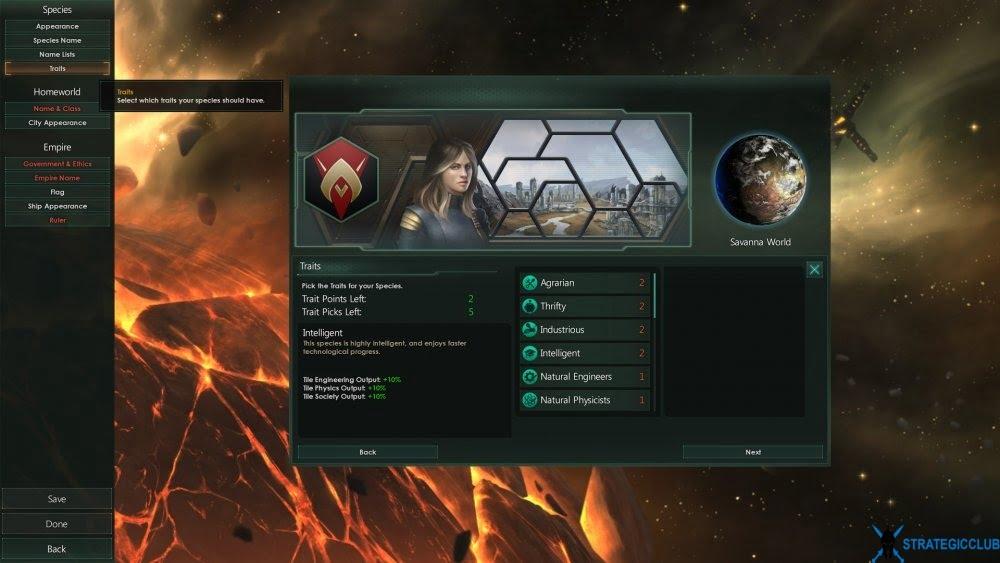 بررسی بازی Stellaris