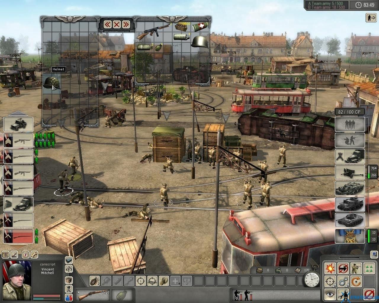 دانلود مد Cheat Mod برای بازی Men of War: Assault Squad 2