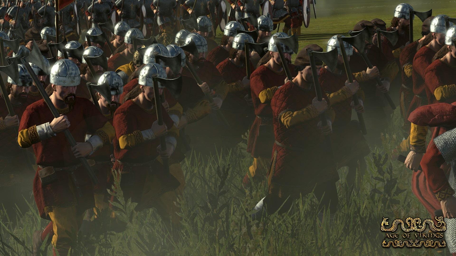 دانلود مد Age of Vikings برای بازی Total War: Attila
