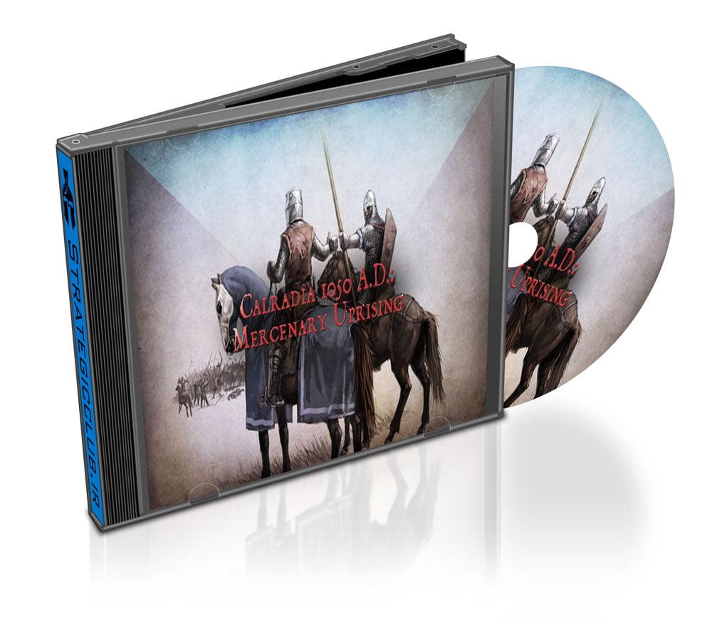 دانلود مد Calradia 1050 A.D.: Mercenary Uprising برای بازی Mount & Blade: Warband