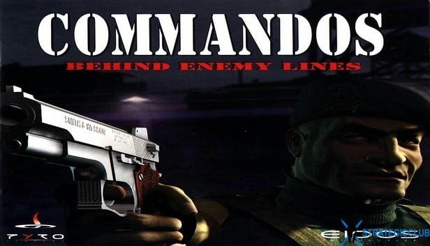 commandos behind enemy lines p