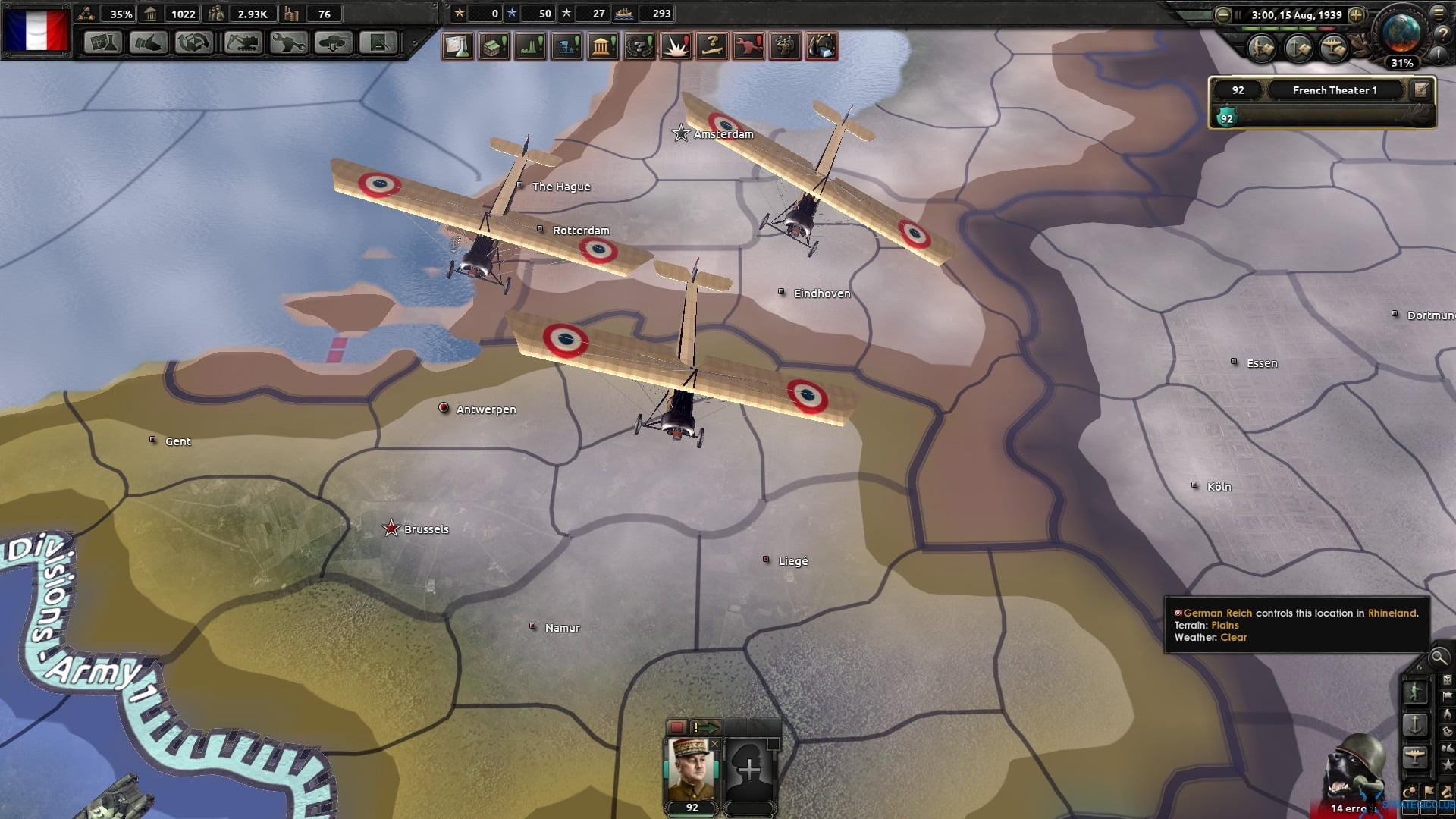 morane saulnier squadron