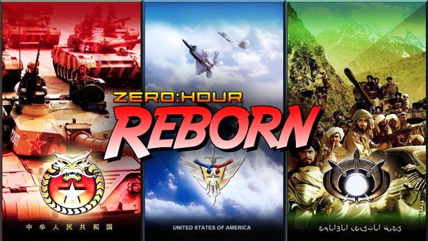 دانلود مد Reborn برای بازی C&C: Generals Zero Hour