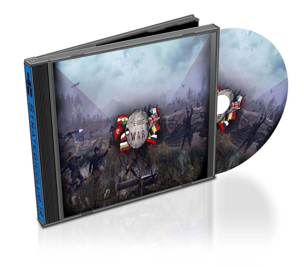 دانلود مد The Great War برای بازی Napoleon: Total War