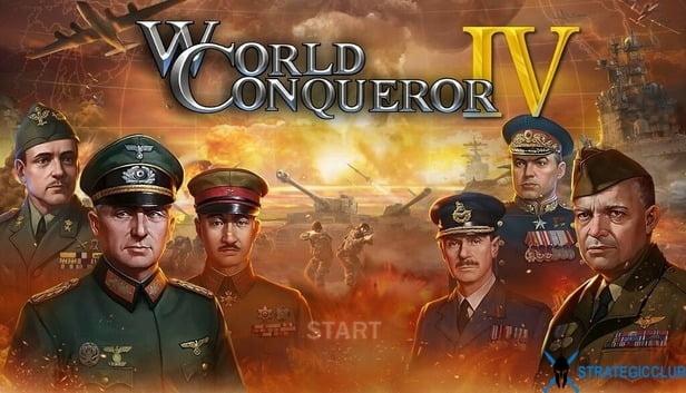 دانلود بازی اندروید World Conqueror 4