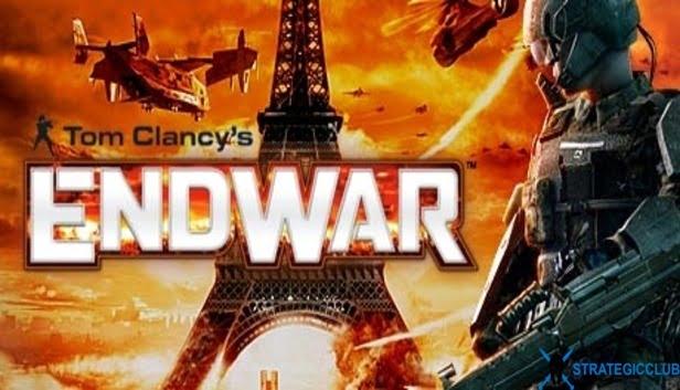 دانلود بازی Tom Clancy's EndWar