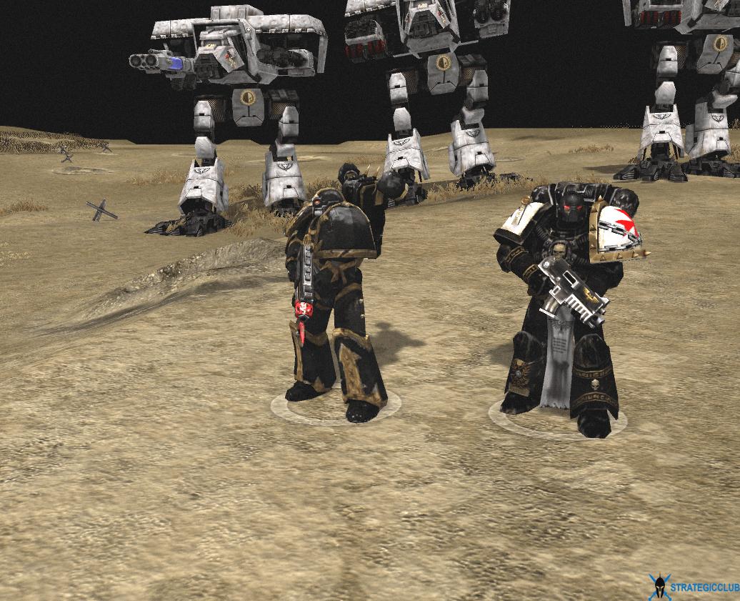 دانلود مد Men of Warhammer The Gathering Storm برای بازی Men of War: Assault Squad 2