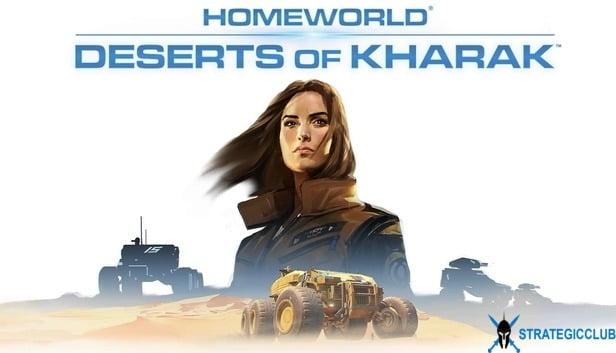 دانلود بازی Homeworld: Deserts of Kharak