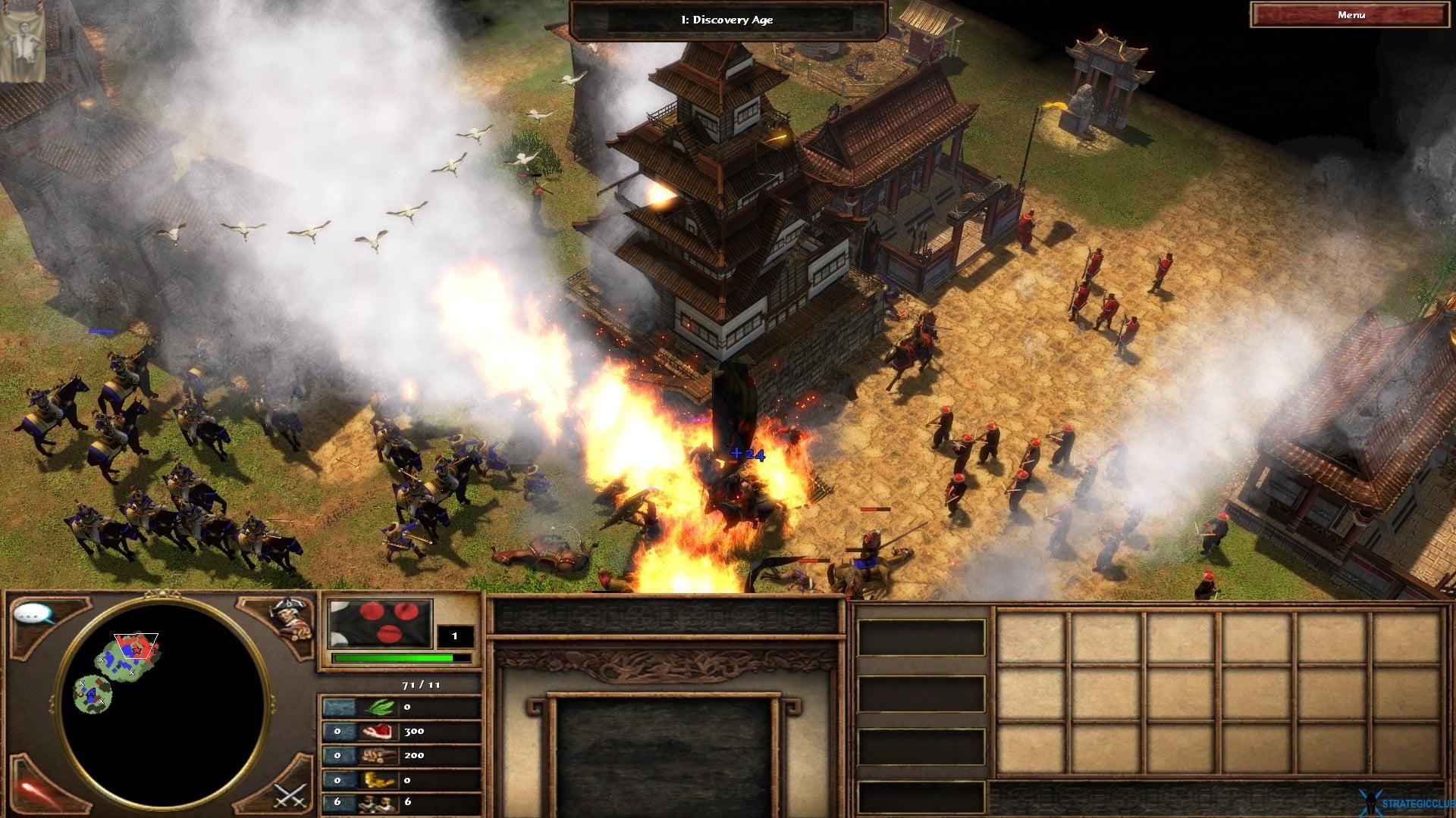 Mongols at War vs chinese