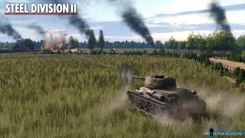Steel Division 2 معرفی شد! به سمت جبهه شرقی