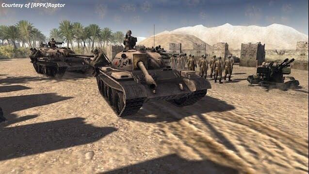 دانلود مد Global Escalation برای بازی Men of War: Assault Squad 2