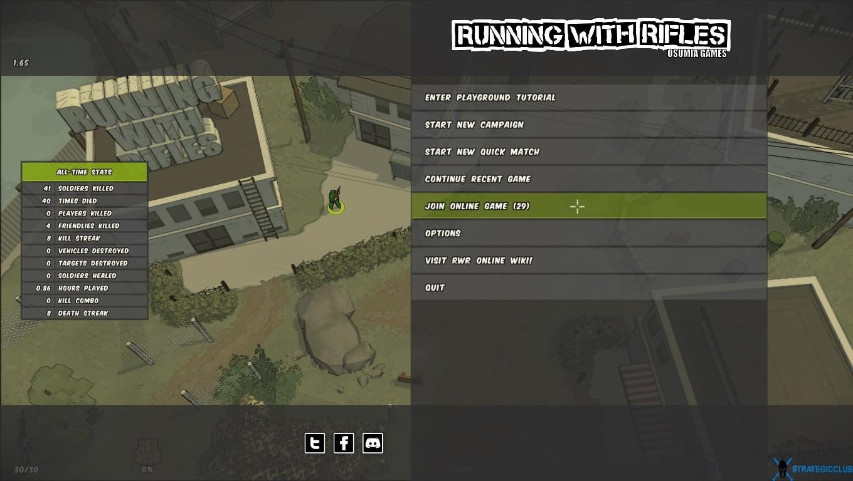آموزش آنلاین بازی کردن Running with Rifles