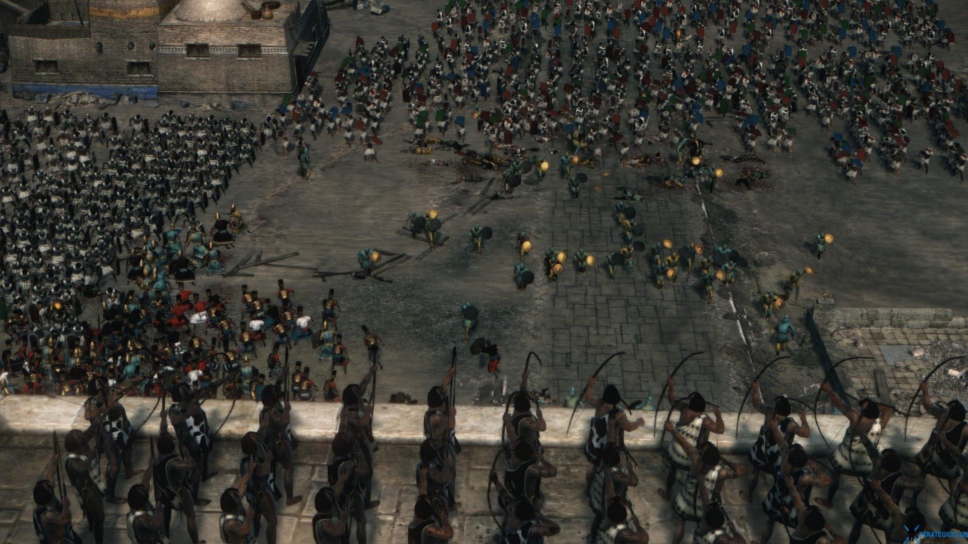 دانلود مد Age of Bronze برای بازی Total War: Rome II