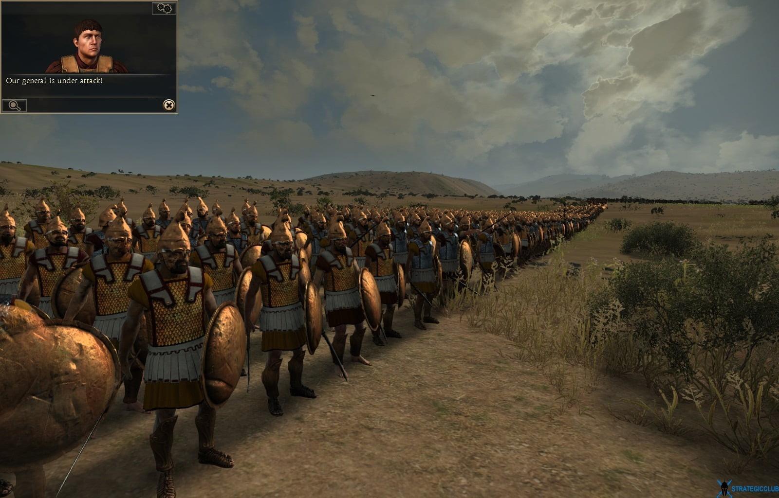 دانلود مد Cyrus The Great برای بازی Total War: Rome II