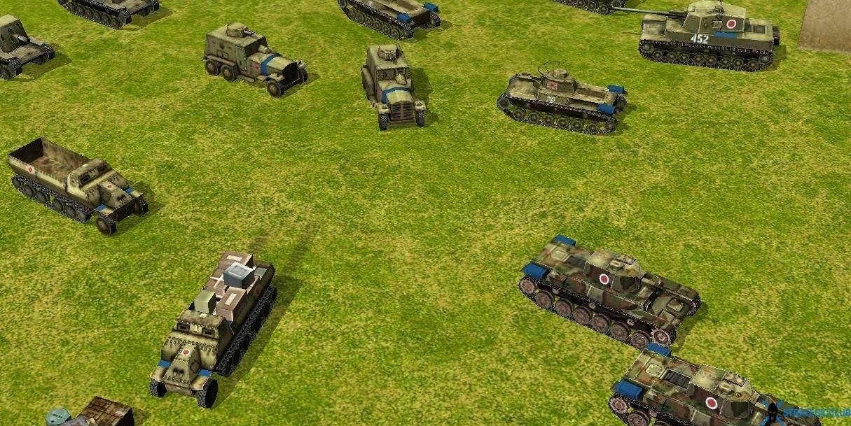 دانلود مد World War II برای بازی Command & Conquer: Zero Hour