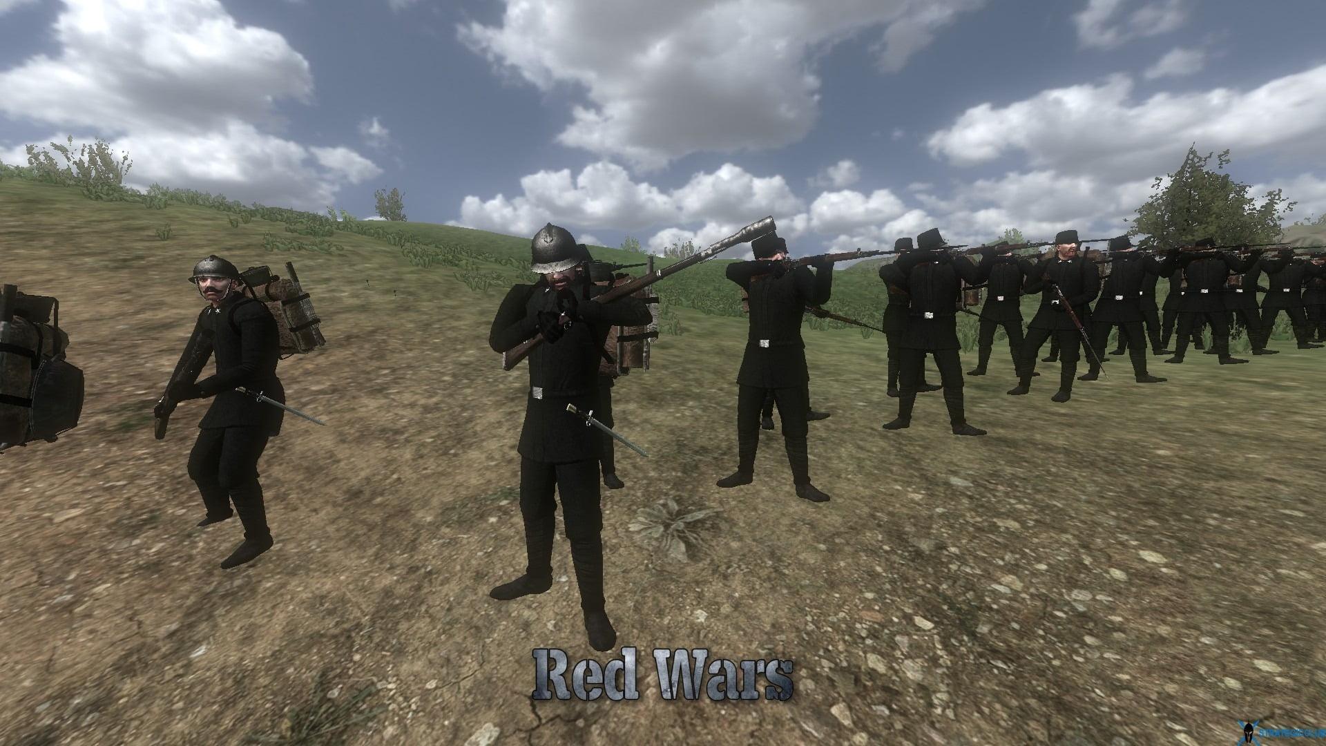 Red Wars Screenshot
