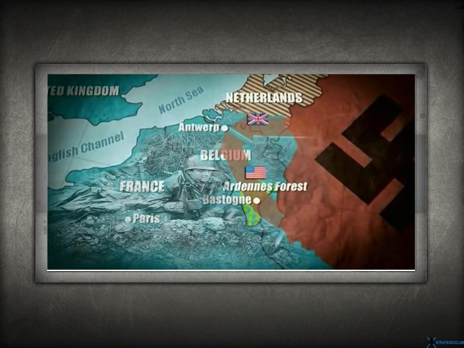Ardennes defensive