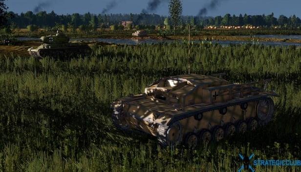 steel division  stug beute t