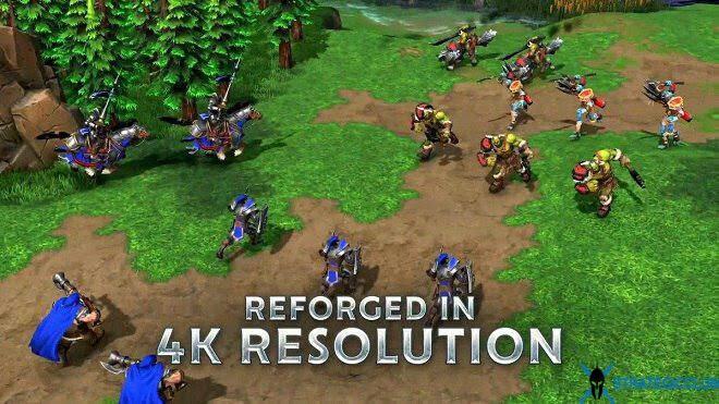Warcraft 3 در حال بازسازی است و سال آینده منتشر می شود!