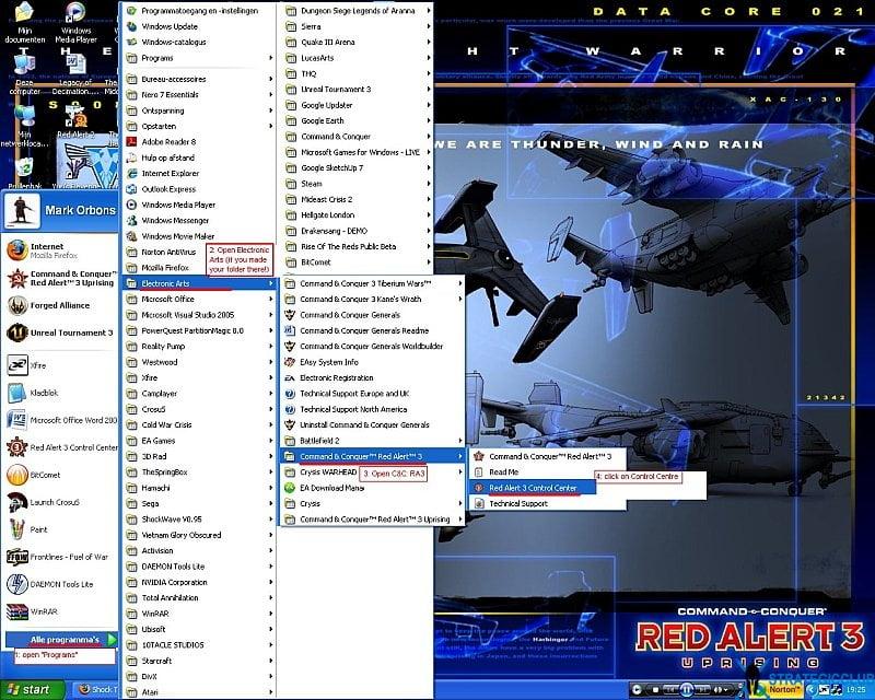 آموزش نصب مد های Command and Conquer: Red Alert 3