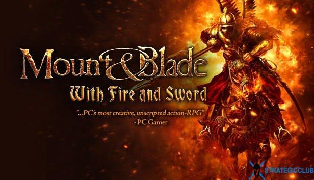دانلود بازی Mount & Blade: With Fire & Sword