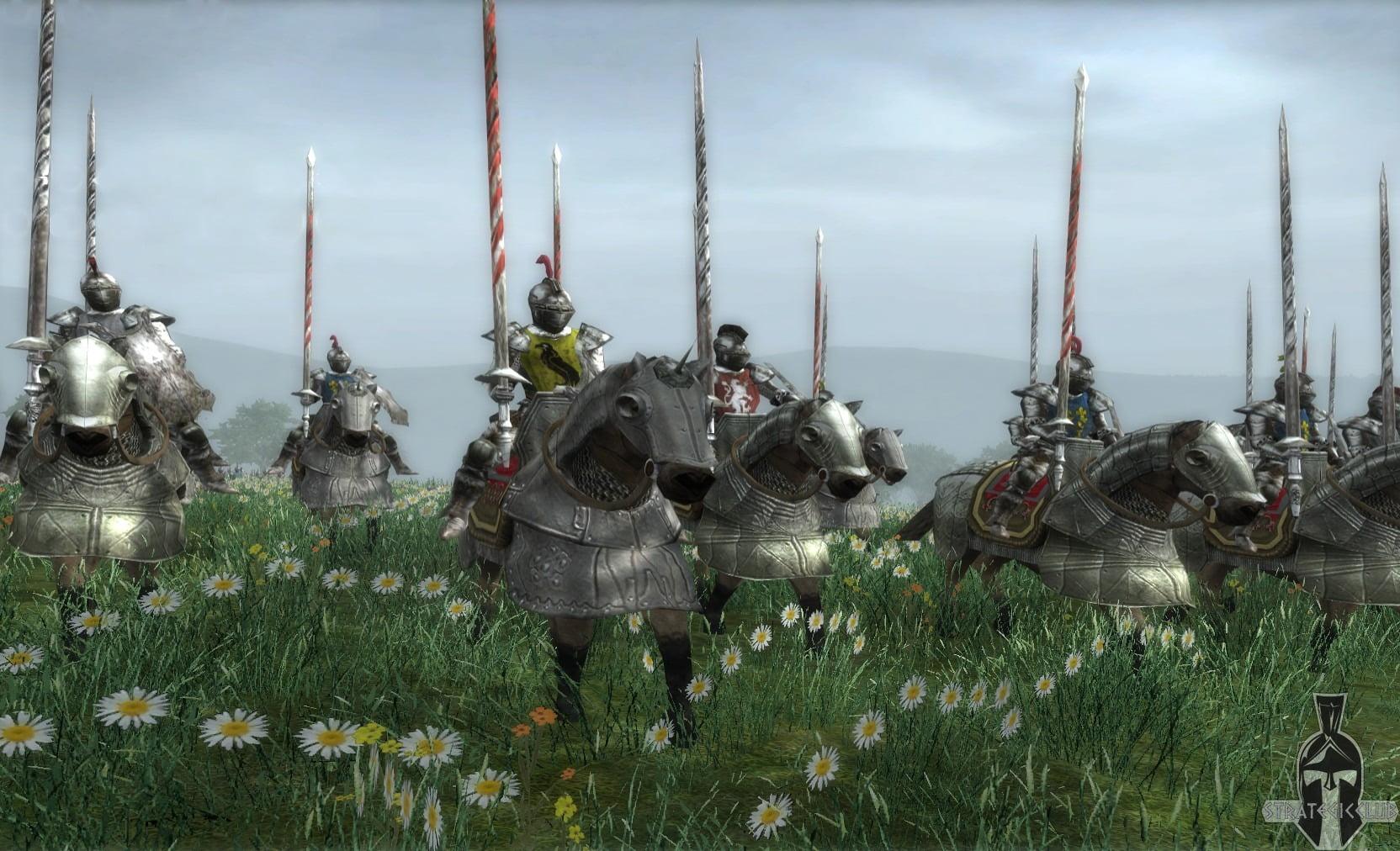 دانلود مد The Elder Scrolls برای بازی Medieval II: Total War: Kingdoms