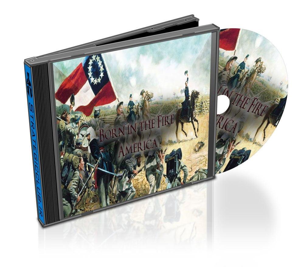 دانلود مد Born in the Fire: America برای بازی Men of War: Assault Squad 2
