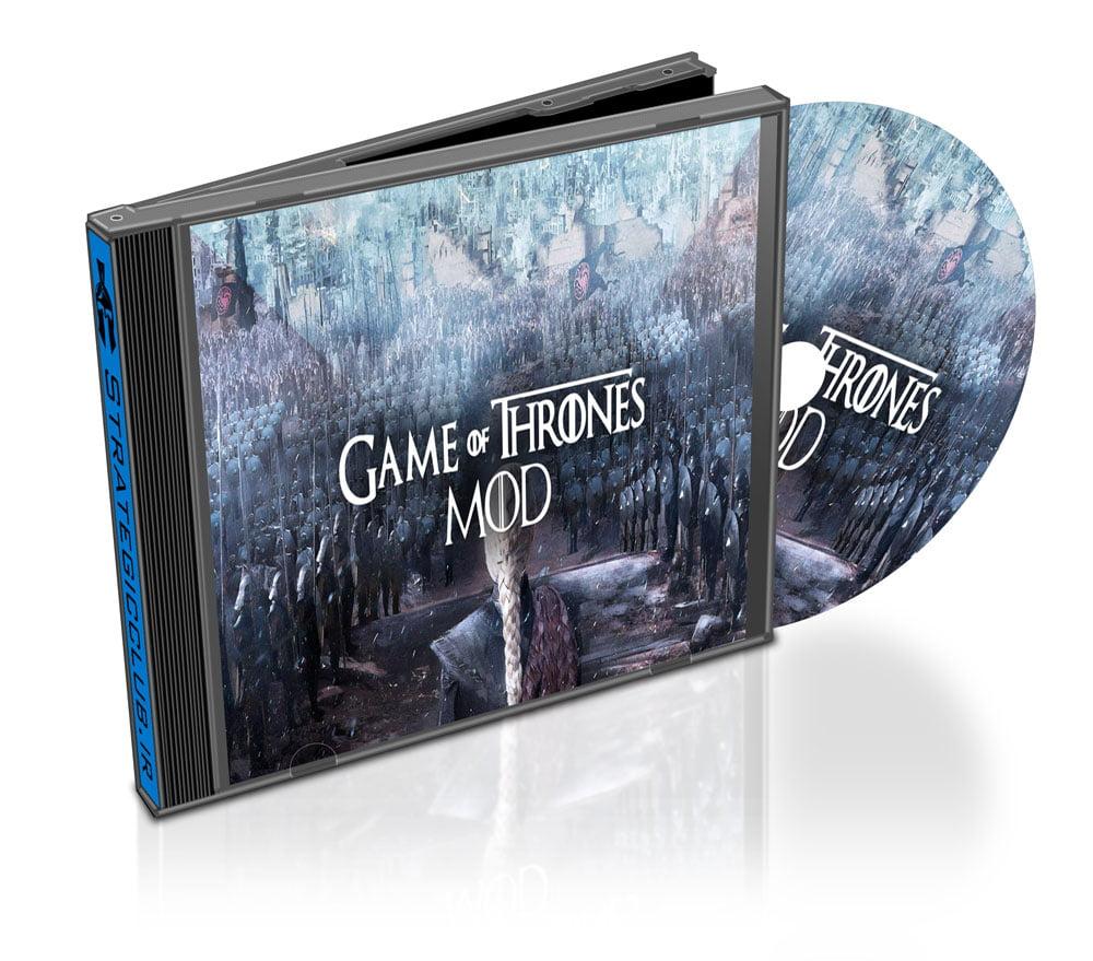 دانلود مد A Game of Thrones برای بازی Crusader Kings II