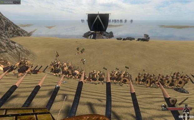 دانلود مد The Trojan War برای بازی Mount & Blade Warband