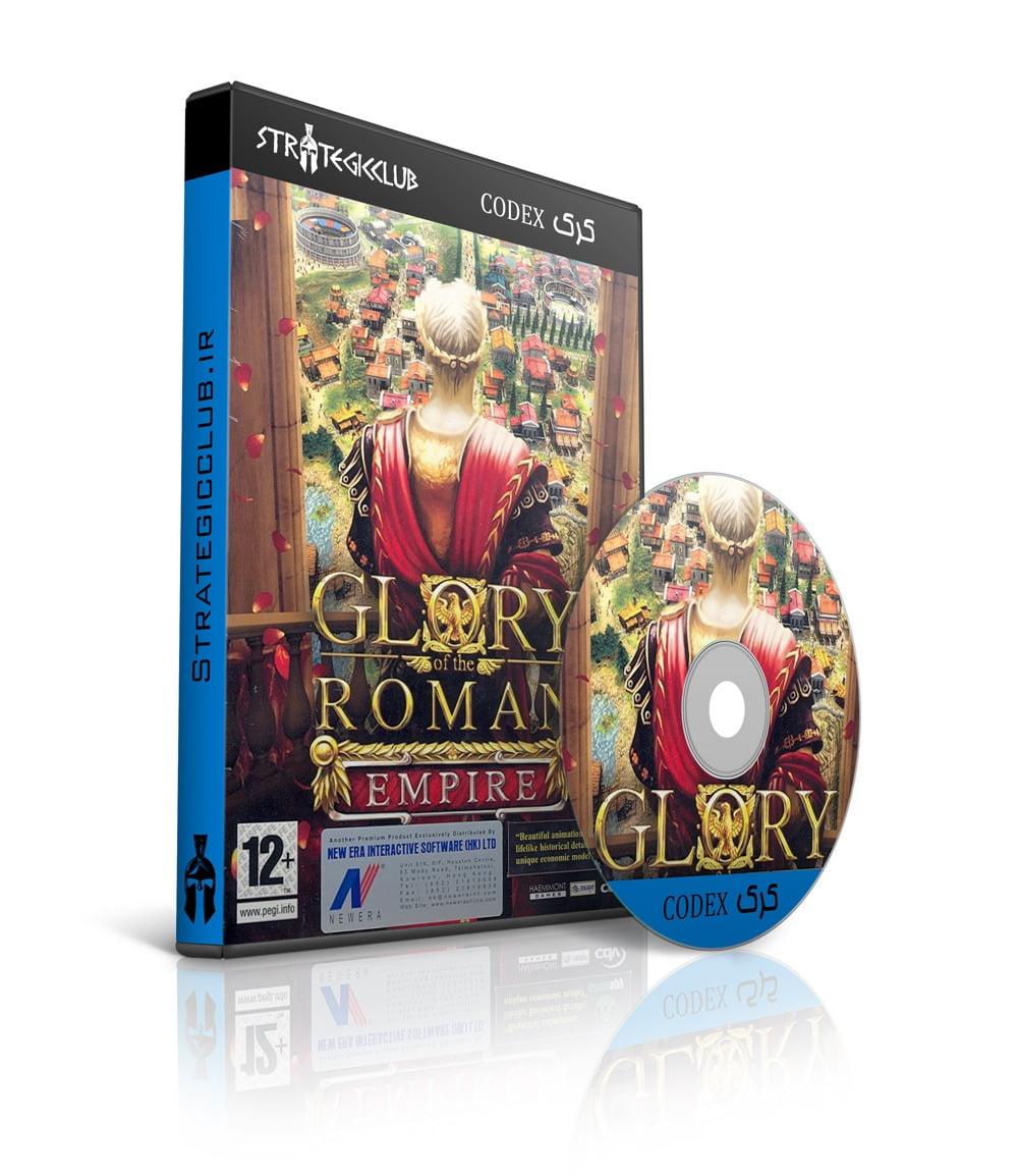 دانلود بازی Glory of the Roman Empire