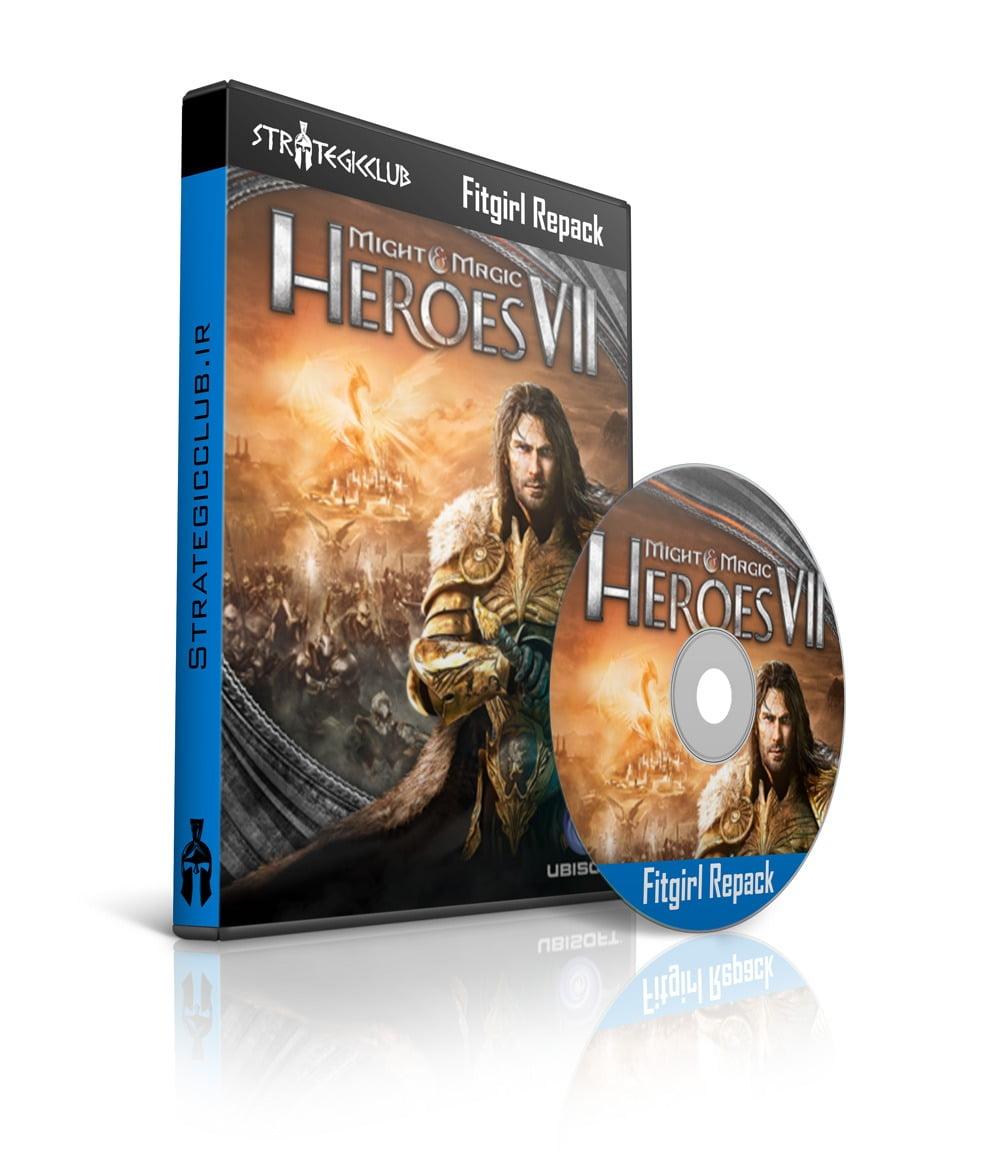دانلود بازی Might & Magic Heroes 7