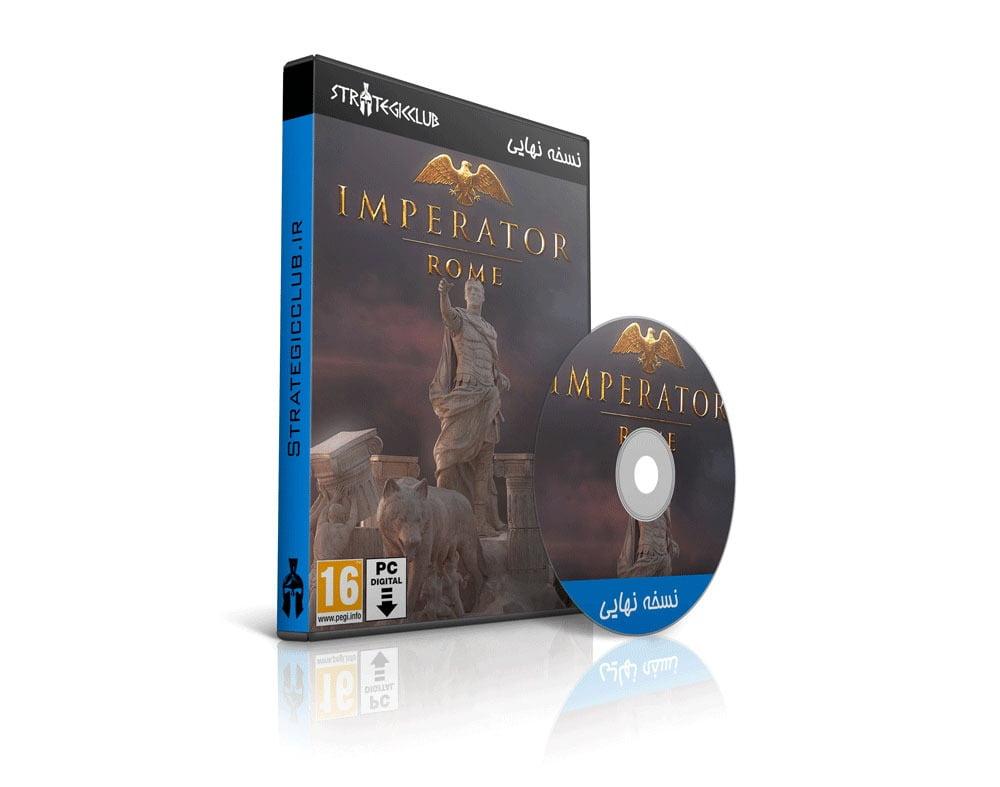 دانلود بازی Imperator: Rome