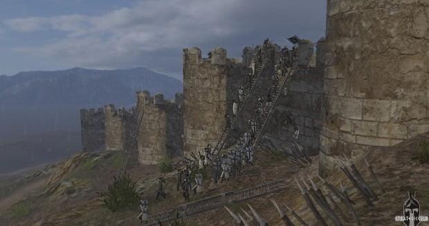 new castle siege