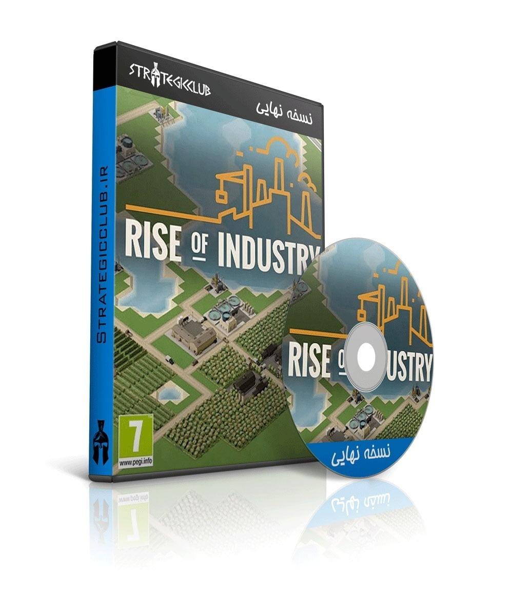دانلود بازی Rise of Industry