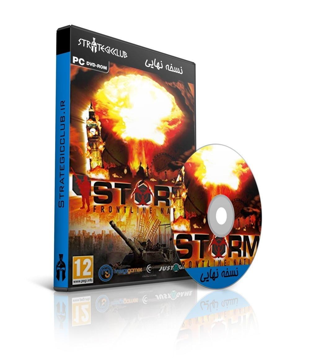 دانلود بازی Storm: Frontline Nation