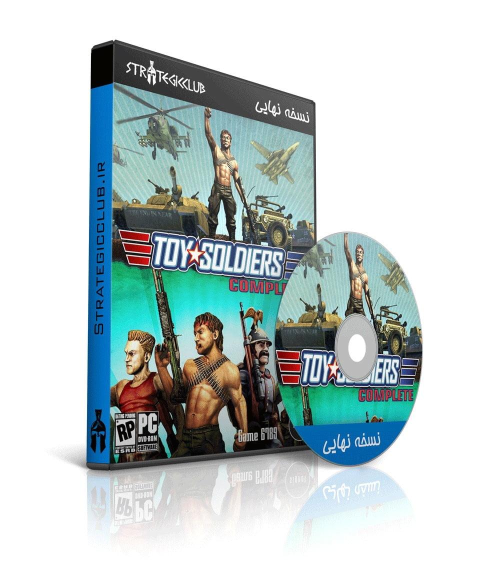 دانلود بازی Toy Soldiers: Complete