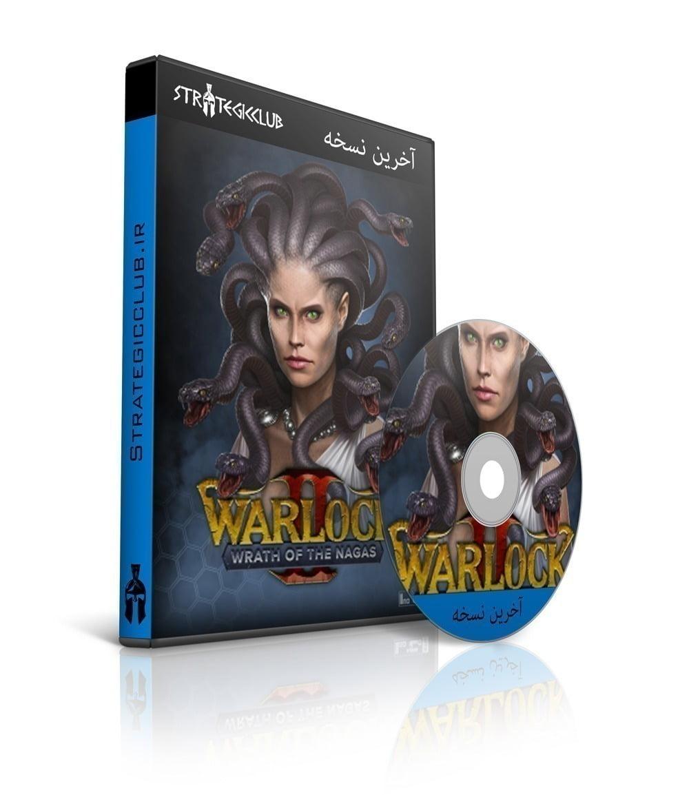 دانلود بازی Warlock 2: Wrath of the Nagas