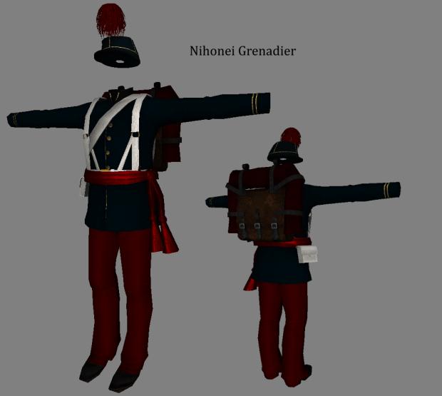 Nihonei Grenadier